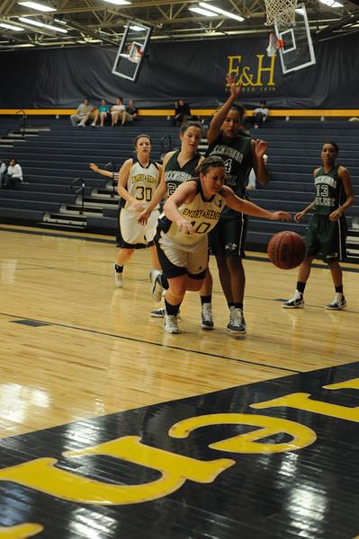 Womans basketball Greensboro 2010
